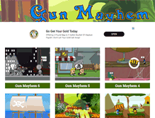 Tablet Preview of gunmayhem4.net